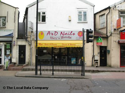 A&D Nails London
