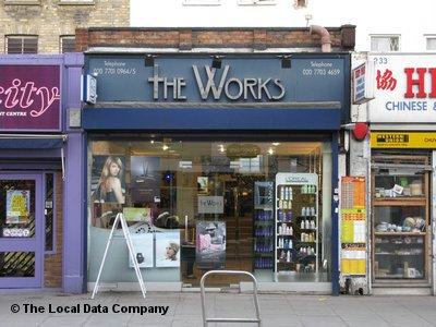The Works Salon London