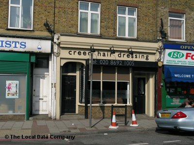 Creed Hair Dressing London