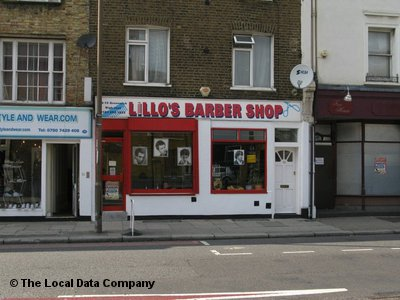 "Lillo""s Barber Shop London"