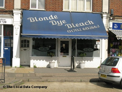 Blonde Dye Bleach Southend