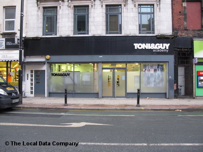 Toni & Guy Academy Manchester