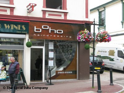 Boho Hairdressing Torquay