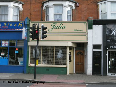 Julia Haircare London