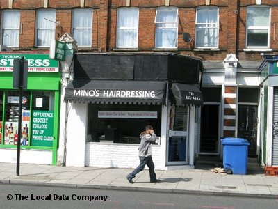 "Mino""s Hairdressing London"