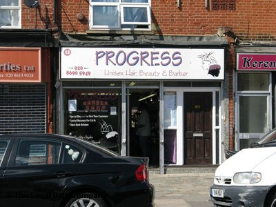Progress London