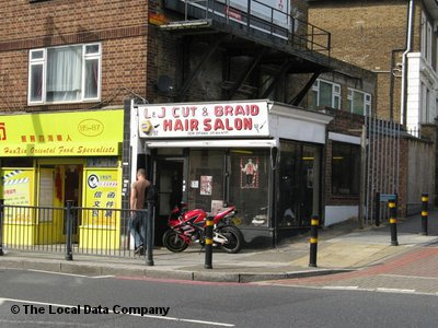 L & J Cut & Braid Hair Salon London