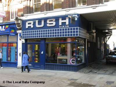 Rush London Croydon