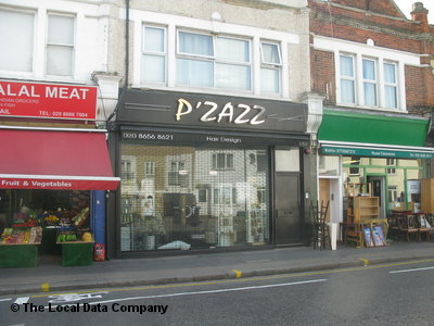 "P"" Zazz Hair Design Croydon"