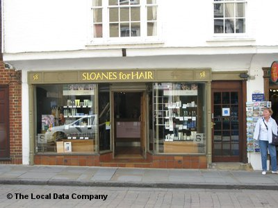 Sloanes For Hair Salisbury