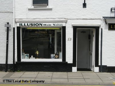 Illusion Hair Salon Salisbury