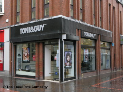 Toni & Guy Middlesbrough
