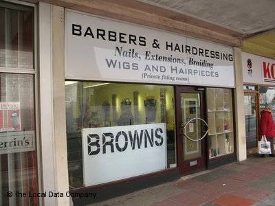 Browns Barbers & Hairdressing Plymouth