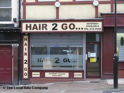 Hair 2 Go Sheffield