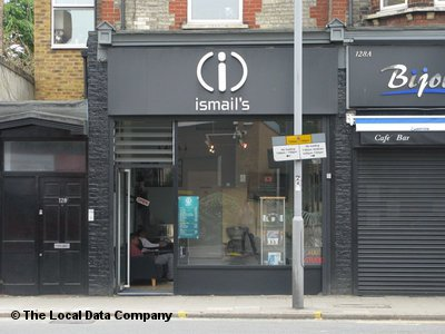 "Ismail""s Barber Shop Kingston Upon Thames"