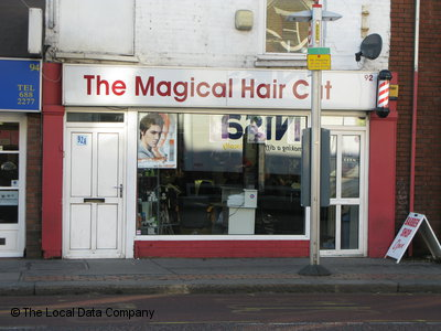 The Magical Hair Cut Croydon