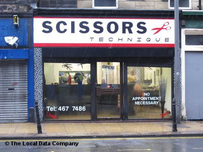 Scissors Technique Edinburgh