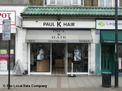 Paul K Hair London