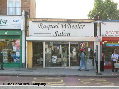 Raquel Wheeler Salon London