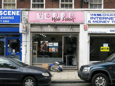 Tofem Hair Salon London