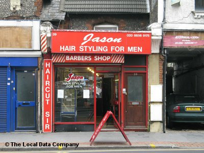 Jason Hair Styling For Men London