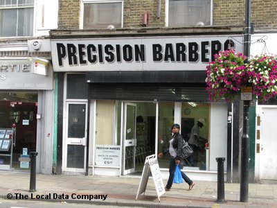 Precision Barbers London