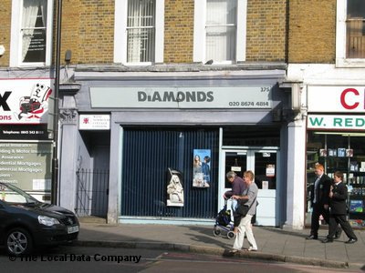 Diamond Hairstylists London
