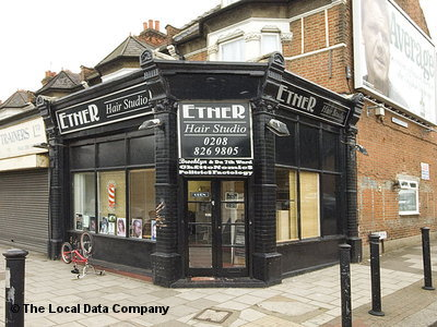 Ether Hair Studio London