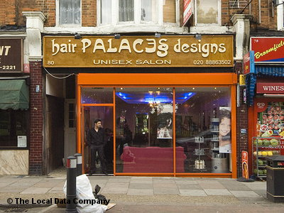 Hair Palace Designs London
