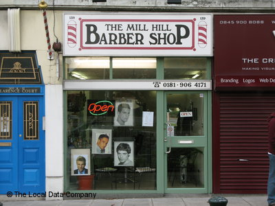 The Mill Hill Barber Shop London
