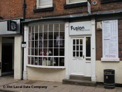 Fusion Hair Design Studio Shrewsbury