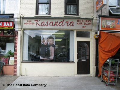 Kasandra Hair Salon Enfield