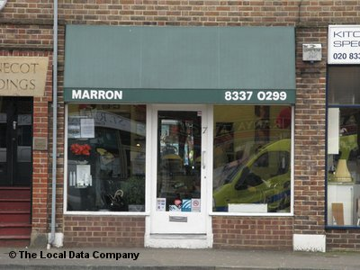 Marron Hair Studio Morden