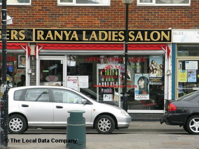 Ranya Ladies Salon Morden