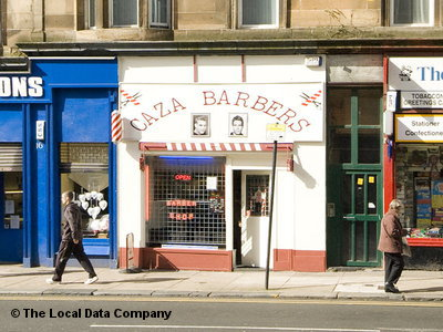 Caza Barbers Glasgow