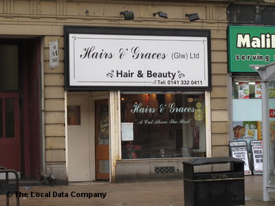 Hairs & Graces Glasgow