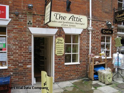 The Attic Hair Stylist Andover