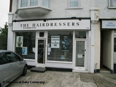 The Hairdressers Ilford