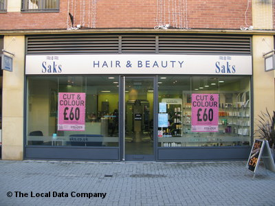 Saks Hair & Beauty Leamington Spa