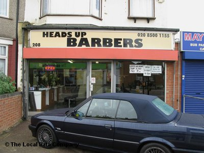 Heads Up Barbers Ilford