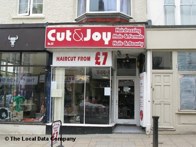 Cut & Joy Brighton