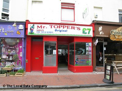 "Mr Topper""s Brighton"