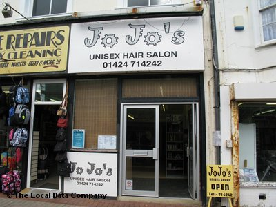 "Jo Jo""s Unisex Salon Hastings"