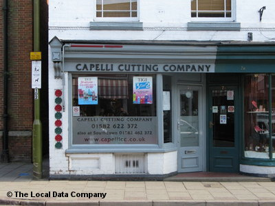 Capelli Cutting Company Harpenden