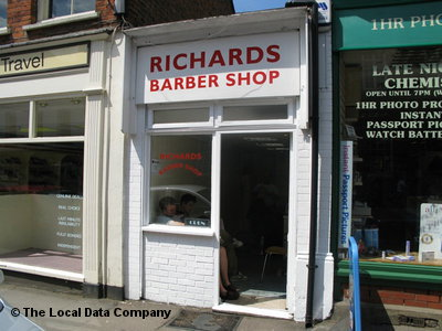 Richards Barber Shop Harpenden