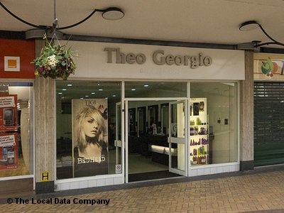 Theo Georgio Hairdressers Sutton Coldfield