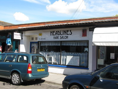 Headlines Hair Salon Glastonbury
