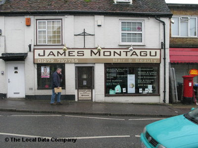 "James Montagu Hair & Beauty Bishop""s Stortford"