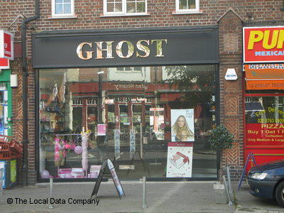 Ghost Hair & Beauty Purley