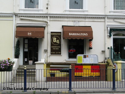 Barringtons B Folkestone